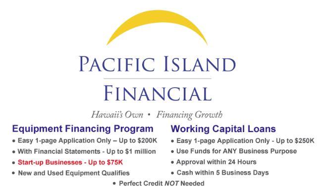 Pacific Island Financial LLC
