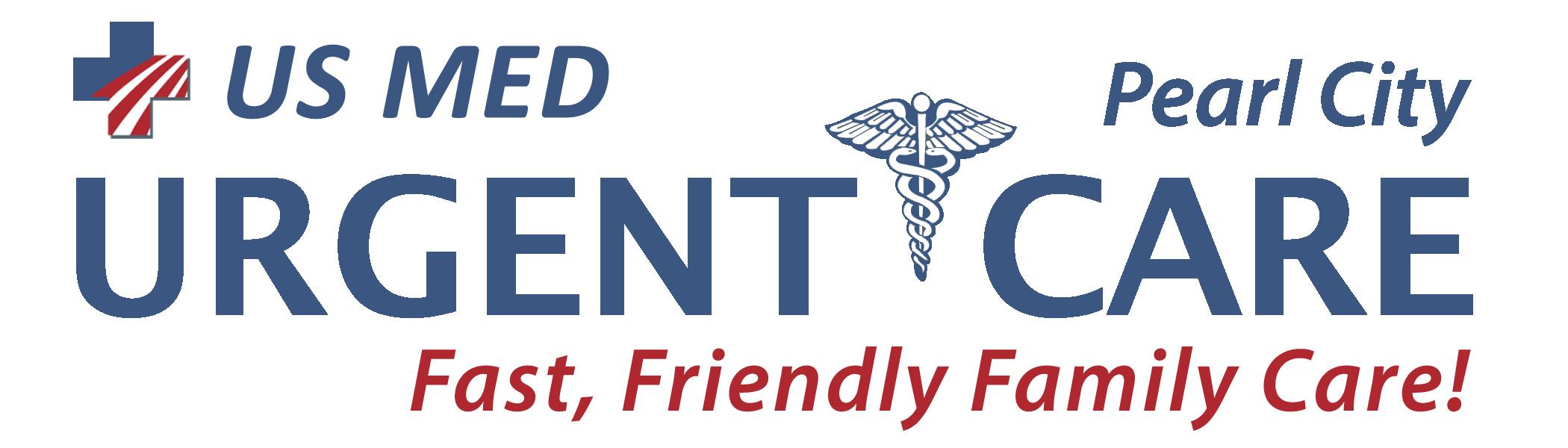 US Med Urgent Care Logo