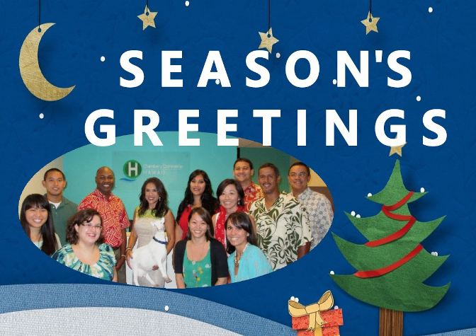 Season's Greetings from the Chamber