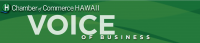 Chamber Voice in Pacific Business News