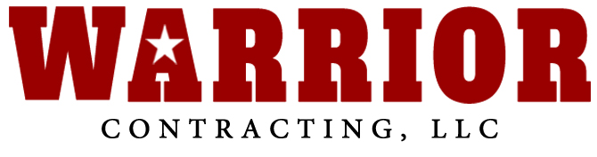 warrior contracting logo - revised